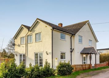 Thumbnail 5 bed detached house for sale in Wicks Lane, Forward Green, Stowmarket, Suffolk