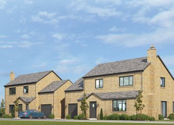 Thumbnail 5 bed semi-detached house for sale in Moorhouse Lane, Oxenhope, Keighley