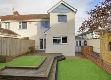 Thumbnail 3 bed end terrace house for sale in Orchard Road, Barnstaple