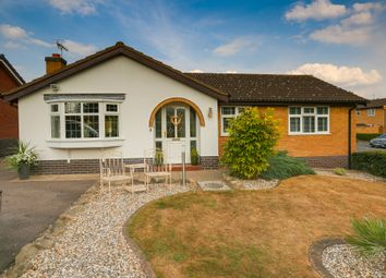 Thumbnail 3 bed detached bungalow for sale in Archer Close, Loughborough