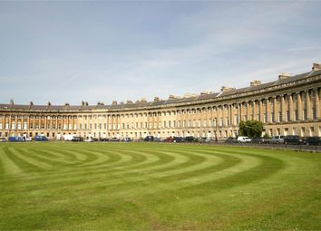 Thumbnail 1 bed flat to rent in 19 Royal Crescent, Bath