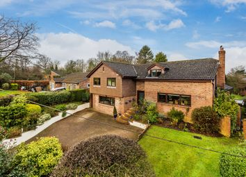 Thumbnail 5 bed detached house for sale in Ship Hill, Tatsfield