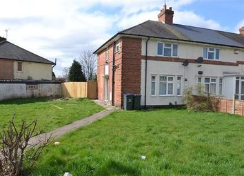 Thumbnail 3 bed semi-detached house for sale in Parkeston Crescent, Kingstanding, Birmingham