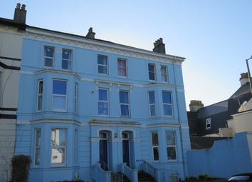 Thumbnail 2 bed flat for sale in Ford Park Road, Mutley, Plymouth