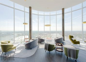 Thumbnail 1 bedroom flat for sale in Charrington Tower, New Providence Wharf, Canary Wharf