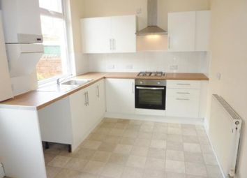 Thumbnail 3 bedroom terraced house to rent in Rossall Street, Preston