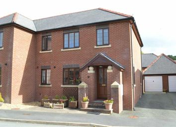 Thumbnail 3 bed semi-detached house for sale in 33, Rhosymaen Isaf, Gorn, Llanidloes, Powys