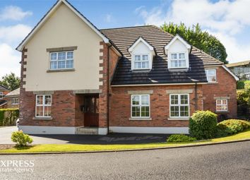 Thumbnail 4 bed detached house for sale in Limetree Manor, Magherafelt, County Londonderry