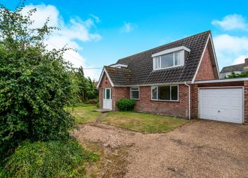 Thumbnail 4 bed property for sale in Harling Road, North Lopham, Diss