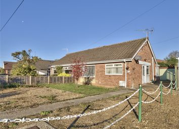 Thumbnail 2 bed semi-detached bungalow for sale in Chapel Road, Earith, Huntingdon, Cambridgeshire
