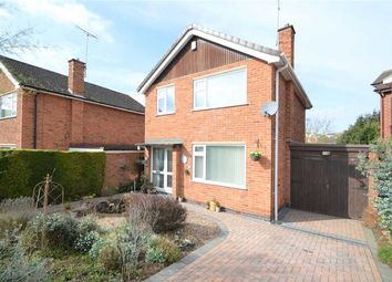 Thumbnail 3 bed detached house for sale in Lyncombe Gardens, Keyworth, Nottingham