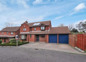 Thumbnail 4 bed detached house for sale in Overend Close, Bradwell, Milton Keynes, Bucks