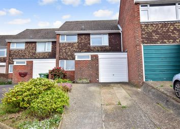 Thumbnail 3 bed terraced house for sale in Sussex Gardens, Petersfield, Hampshire