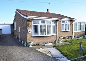 Thumbnail 2 bed bungalow for sale in Grasmere Avenue, Chapel St. Leonards, Skegness
