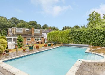 Thumbnail 4 bed detached house for sale in Church Lane, Doddinghurst, Brentwood