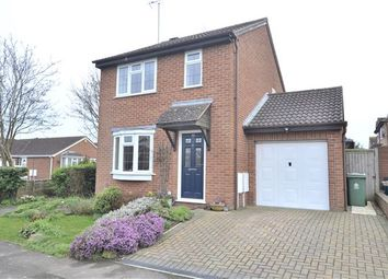 Thumbnail 3 bed detached house for sale in Palmer Avenue, Abbeymead, Gloucester