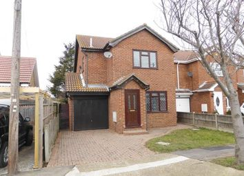 Thumbnail 3 bed detached house for sale in Rose Road, Canvey Island