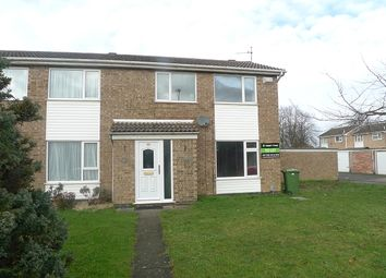 Thumbnail 3 bed end terrace house to rent in Langley, Bretton, Peterborough, Cambridgeshire.