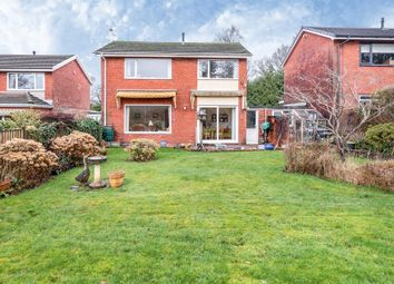 Thumbnail 3 bed detached house for sale in Plantation Drive, Croesyceiliog, Cwmbran