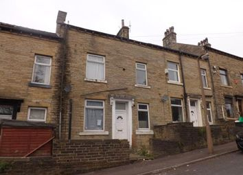 Thumbnail 3 bed terraced house for sale in Cannon Street, Halifax, West Yorkshire