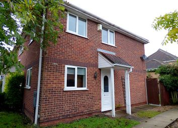 Thumbnail 2 bed town house to rent in Saffron Drive, Oakwood, Derby