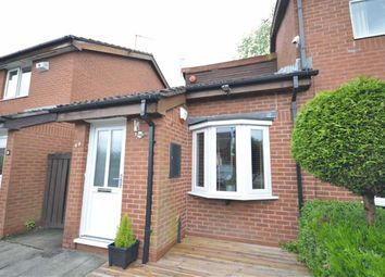 Thumbnail 1 bed semi-detached house to rent in Edward Street, Manchester