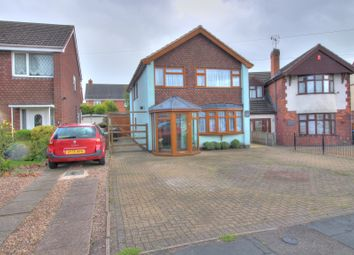 Thumbnail 5 bed detached house for sale in The Common, Barwell, Leicester