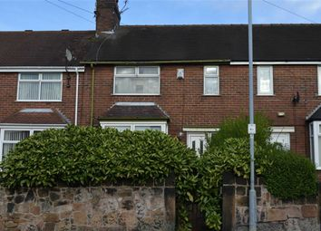 Thumbnail 3 bed terraced house for sale in Wilson Street, Burslem, Stoke-On-Trent