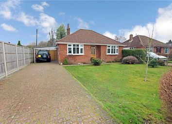 Thumbnail 2 bed detached bungalow for sale in West Lane, North Baddesley, Southampton, Hampshire