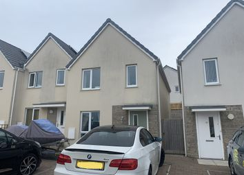 Thumbnail 3 bed semi-detached house for sale in Grassendale Avenue, Plymouth