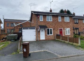 Thumbnail 2 bed semi-detached house for sale in Walmley Close, Dunstall, Wolverhampton, West Midlands