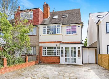Thumbnail 5 bedroom semi-detached house for sale in Boscombe Road, Worcester Park