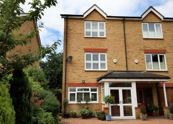 Thumbnail 3 bedroom semi-detached house for sale in Fieldhouse Close, South Woodford