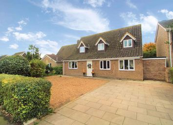 Thumbnail 4 bed detached house for sale in Church Road, Wootton, Beds