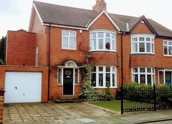 Thumbnail 4 bedroom semi-detached house for sale in The Fellside, Kenton, Newcastle Upon Tyne