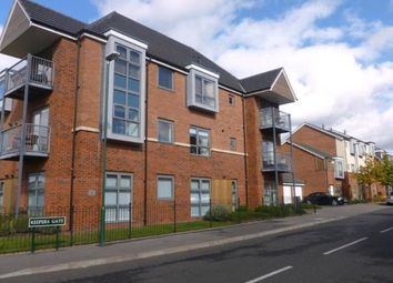Thumbnail 2 bed flat to rent in Keepers Gate, Chelmsley Wood, Birmingham