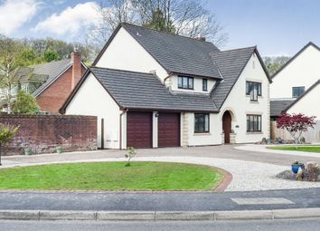 Thumbnail 5 bed detached house for sale in Clos Llanfair, Wenvoe, Cardiff