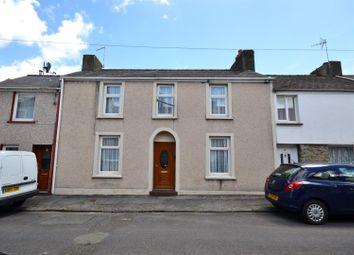 Thumbnail 4 bed terraced house for sale in Clarence Street, Pembroke Dock