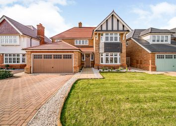 Buckthorn Mews, Aylesbury HP22. 4 bed detached house for sale