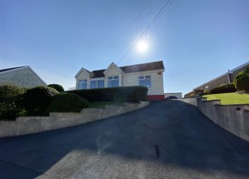 Thumbnail 3 bed detached bungalow for sale in Lletty Road, Upper Tumble, Llanelli