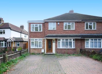 Thumbnail 4 bed property to rent in Woodlands Road, Guildford