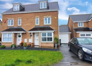 Thumbnail 4 bed semi-detached house for sale in Shining Bank, Handsworth, Sheffield