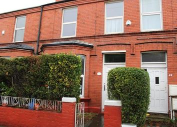 Thumbnail 1 bed terraced house for sale in Victoria Road, Prestatyn, Denbighshire, .
