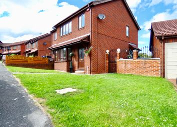 Thumbnail 3 bed semi-detached house for sale in Belle Green Close, Cudworth, Barnsley