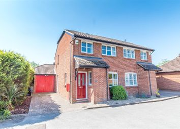 Thumbnail 4 bed semi-detached house for sale in Cotterell Gardens, Twyford, Reading