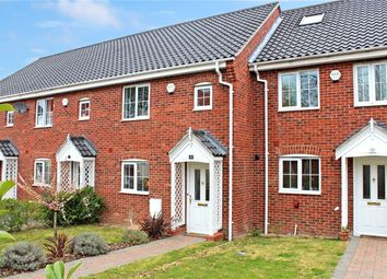 Thumbnail 3 bed terraced house for sale in Summer Close, Framingham Earl, Norwich, Norwich