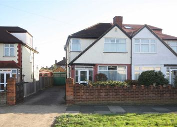 Thumbnail 3 bed semi-detached house for sale in Raleigh Drive, Tolworth, Surbiton