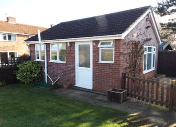 Thumbnail Bungalow to rent in Oliver Road, Bury St. Edmunds