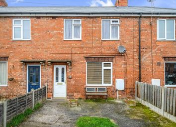 Thumbnail 3 bed terraced house for sale in Sherwood Road, Retford