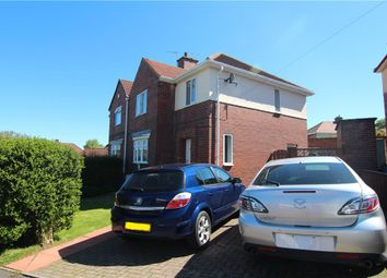 Thumbnail 3 bed semi-detached house for sale in Park Drive, Langley Park, Durham